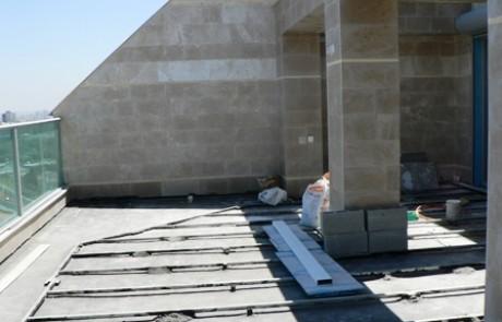 הקמת גינת גג בראשון לציון
