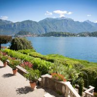 Gardens of Villa Carlotta, Italian Lake District