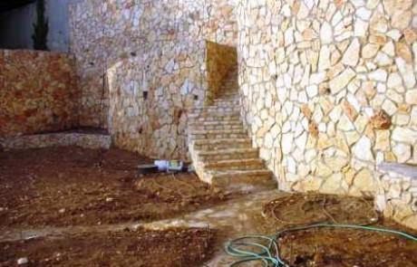 הקמת גינה בדניה חיפה