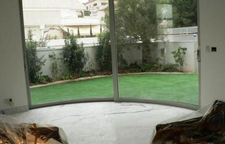 הקמת גינה עירונית בלב רמת גן